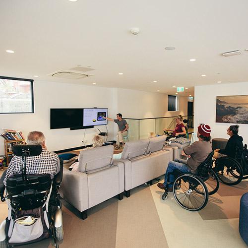 Sargood on Collaroy Home Automation Demonstration talk