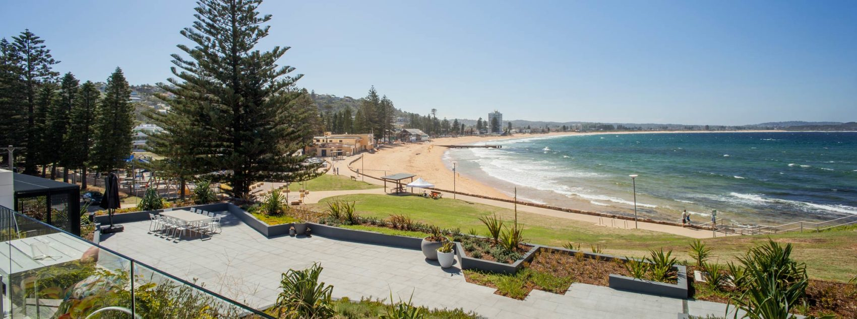 Collaroy from Sargood on Collaroy