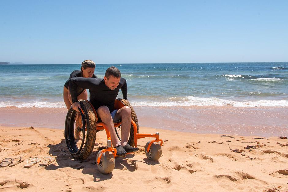 specialist-support-staff-beach-access-wheelchair