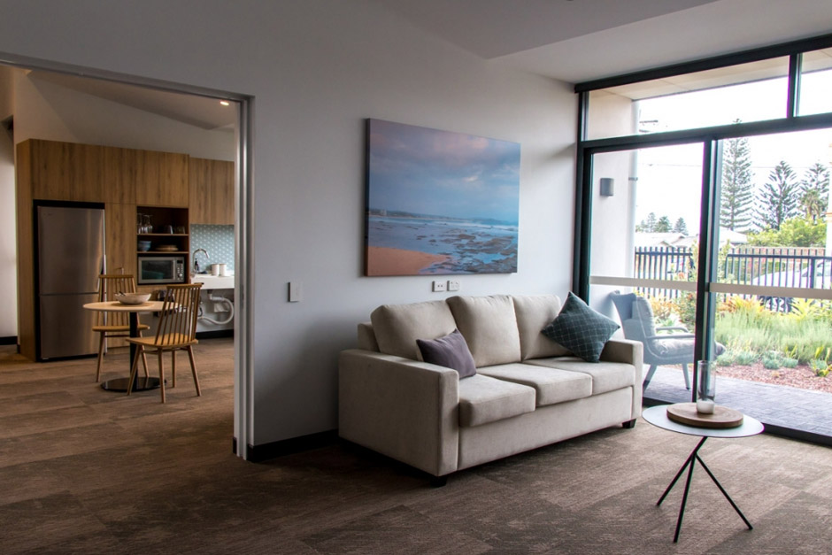 Sargood on Collaroy Deluxe Family Suite