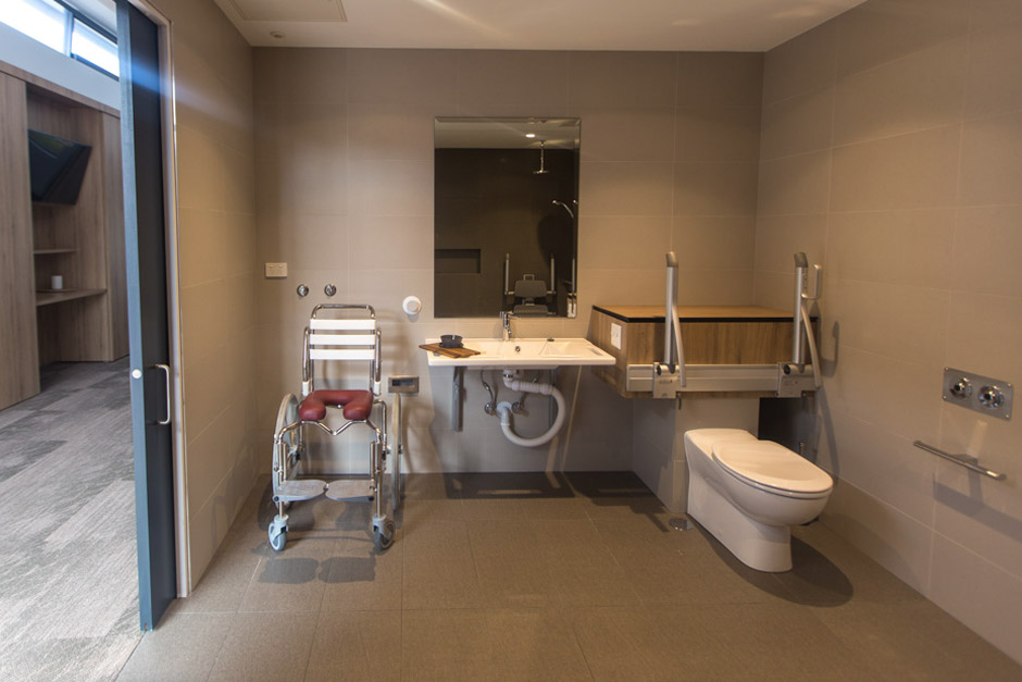 Sargood on Collaroy Standard Studio Room bathroom