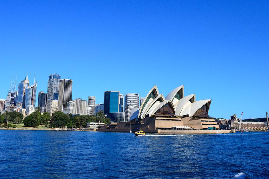 Sydney Opera House - Sargood on Collaroy