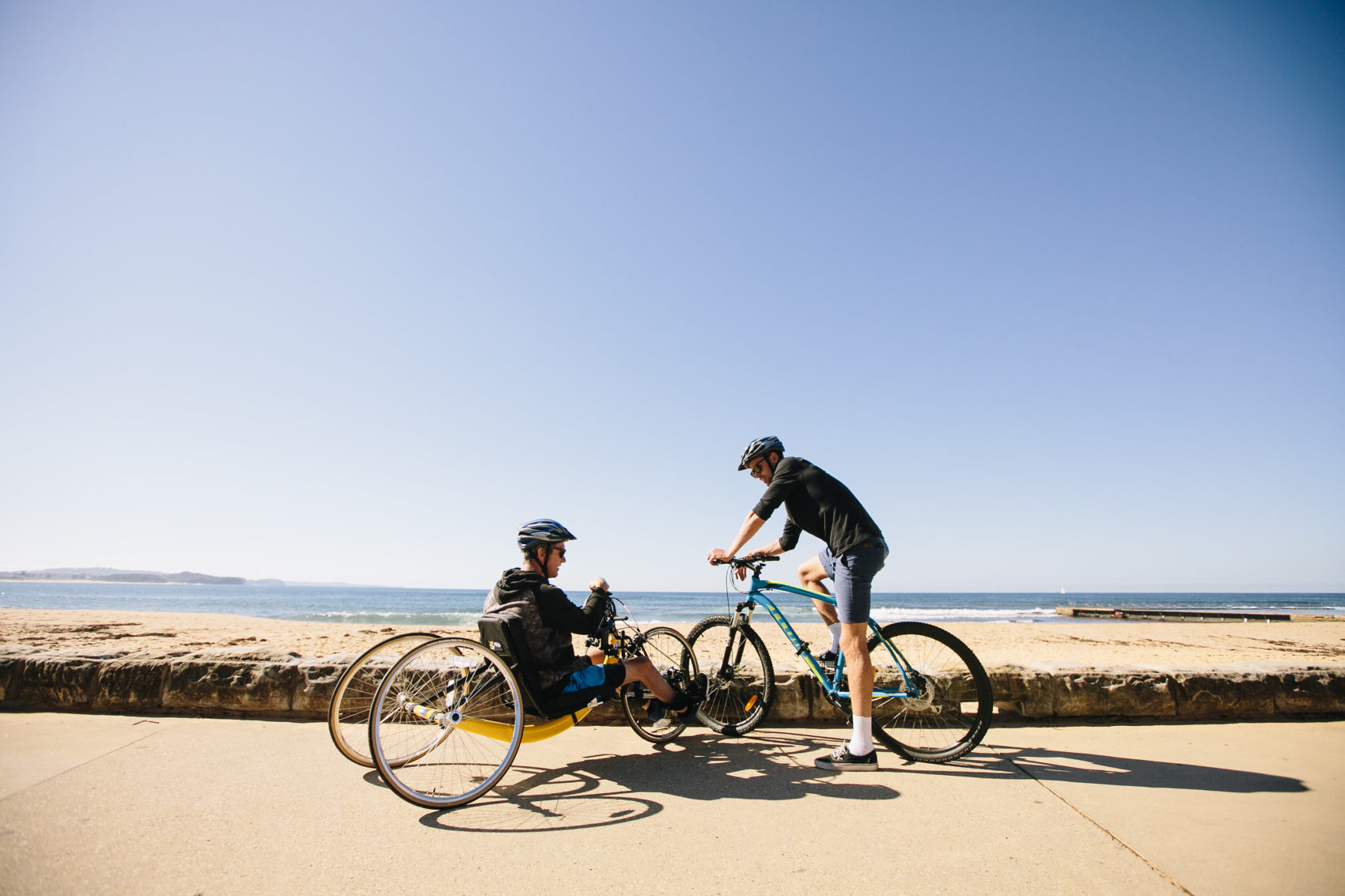 Sargood_On_Collaroy_accessible_bike_beach_riding